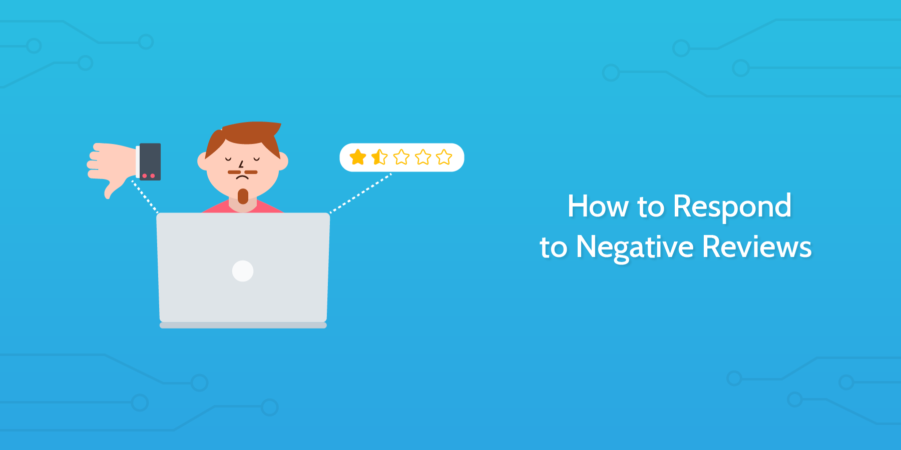 Introduction to Responding to Negative Reviews Process:
