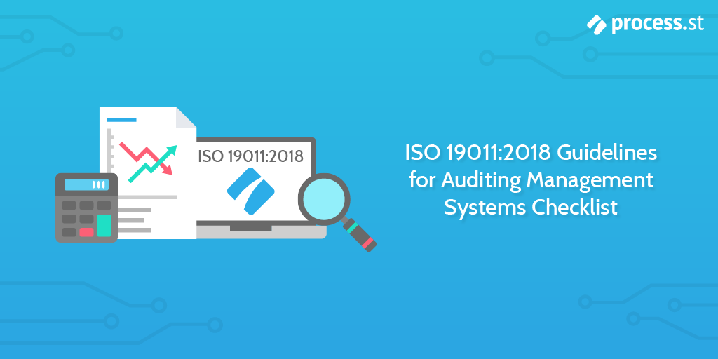 iso 19011 management system audit checklist