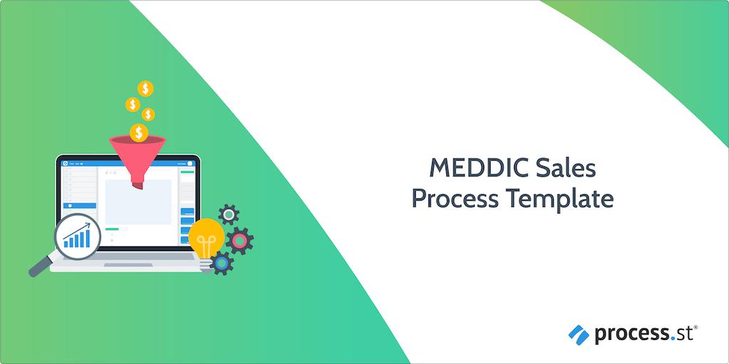 MEDDIC Sales Process Template