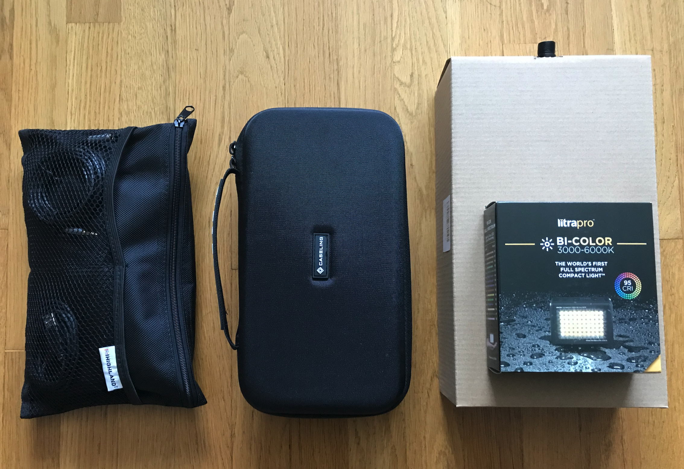 Unboxing Your Audio/Video Hardware Kit