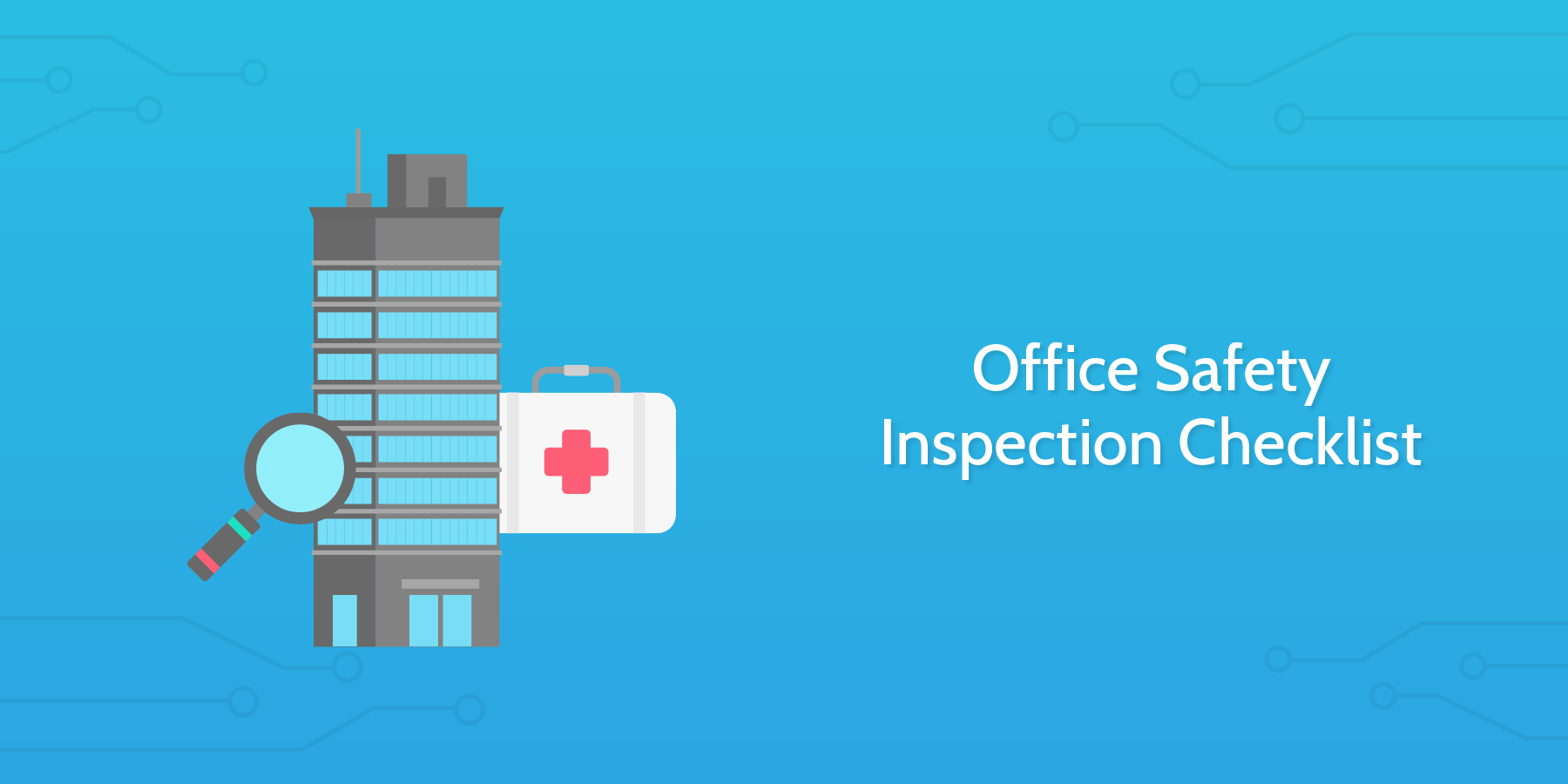 Office Safety Inspection Checklist Process Street