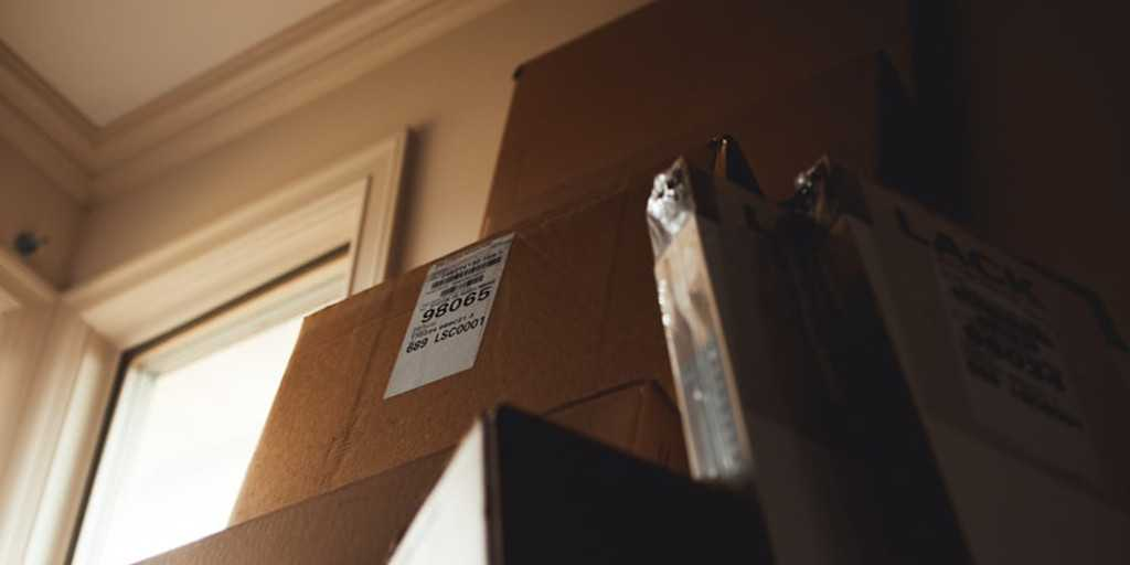 Move necessary items into the office space