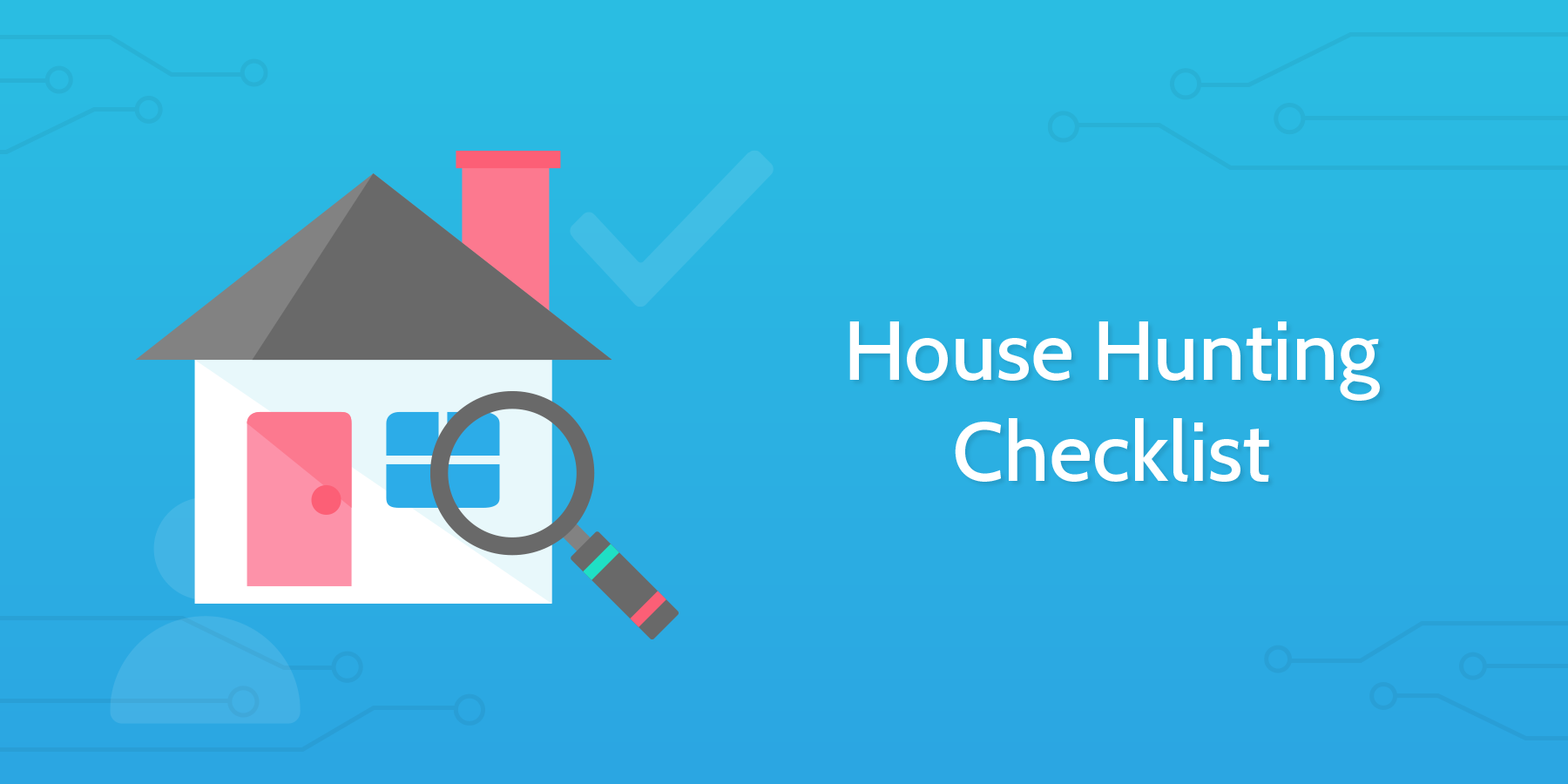 Process Street - House Hunting Checklist