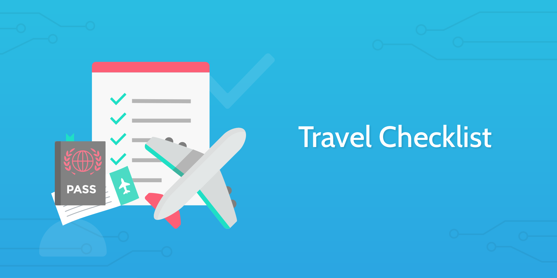 Process Street - Travel Checklist