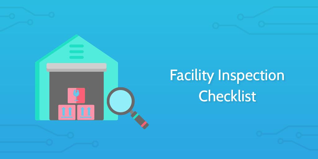 facility inspection checklist process street