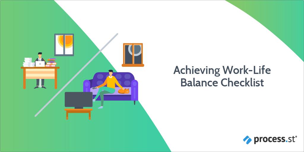 Achieving Work-Life Balance Checklist