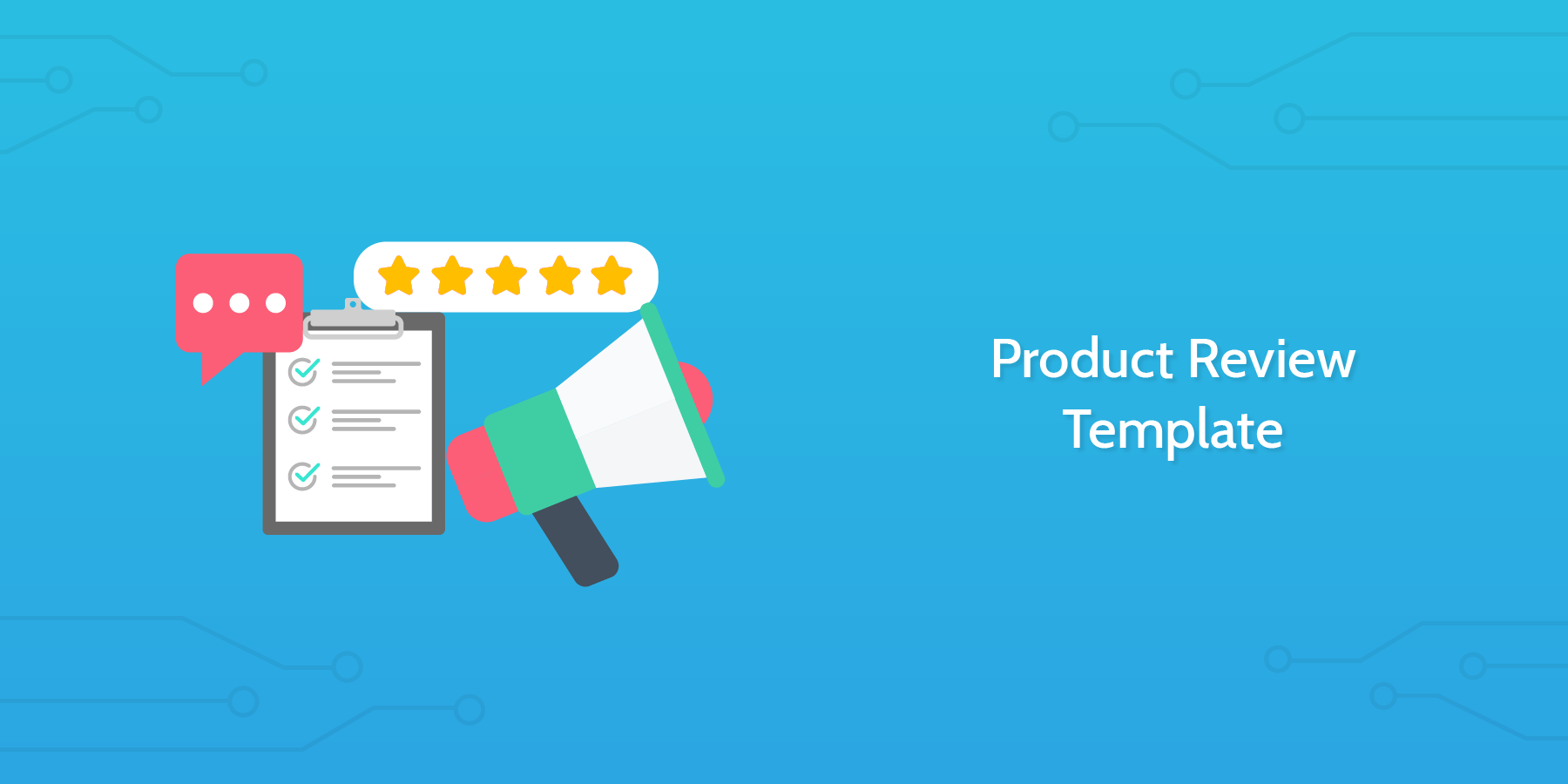 Introduction to Product Review Template: