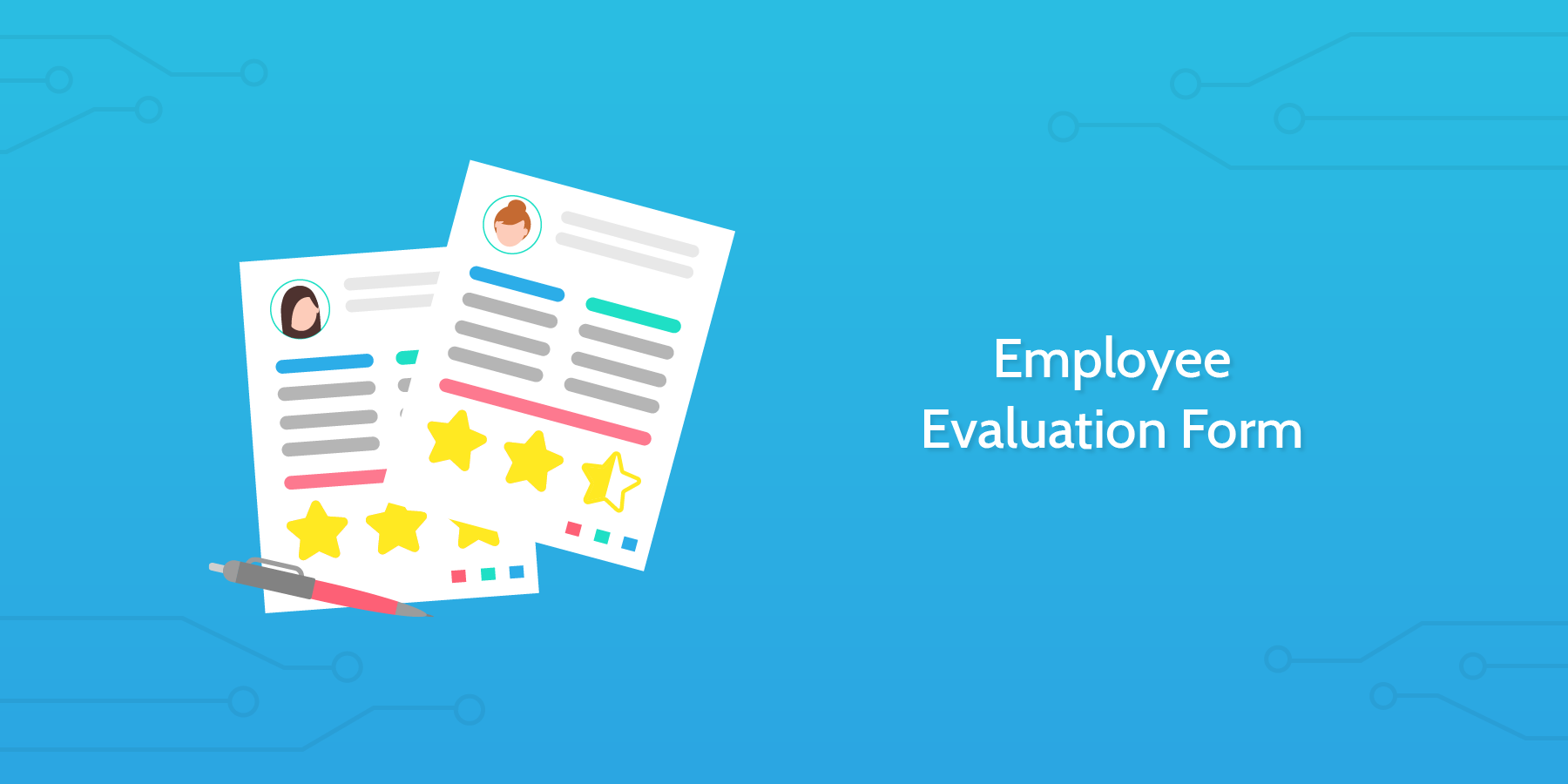 Introduction to the Employee Evaluation Form: