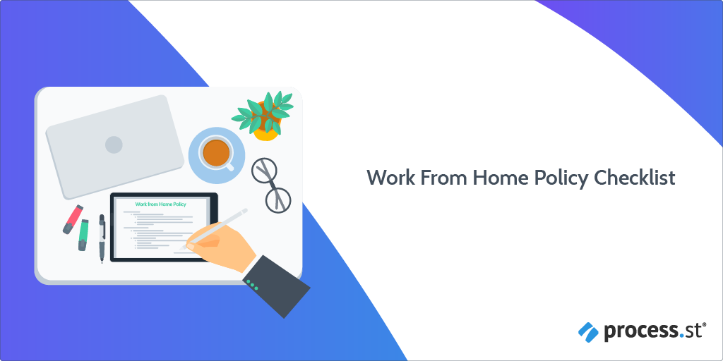 Work From Home Policy Checklist