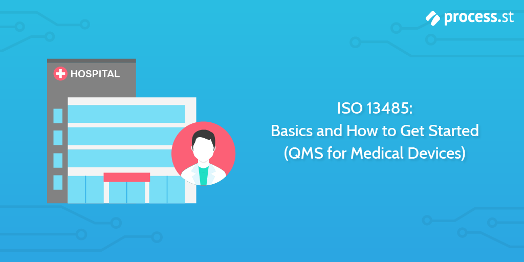 ISO 13485: Basics and How to Get Started (QMS for Medical