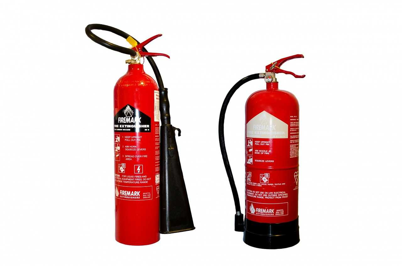 Ensure all fire extinguishers are easily accessible