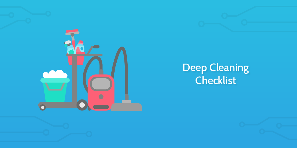 Process Street - Deep Cleaning Checklist