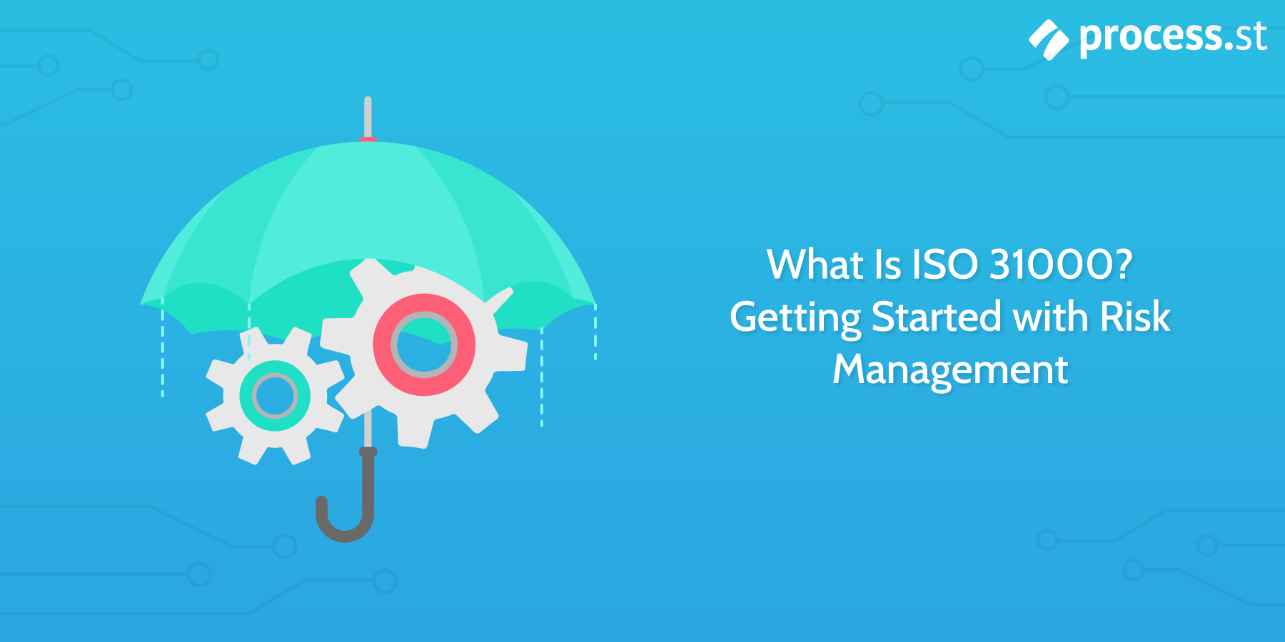 what is iso 31000? Getting started with risk management