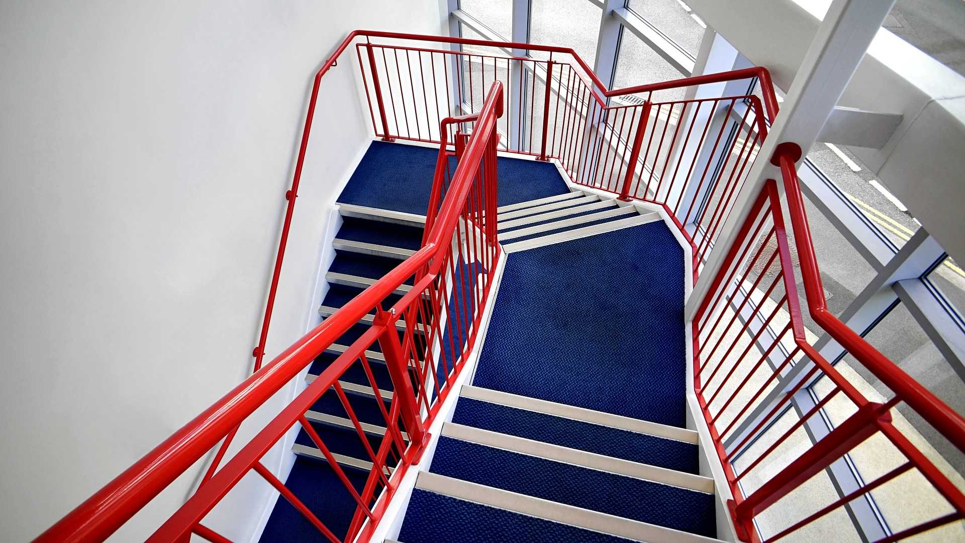 Ensure stairways are in good condition