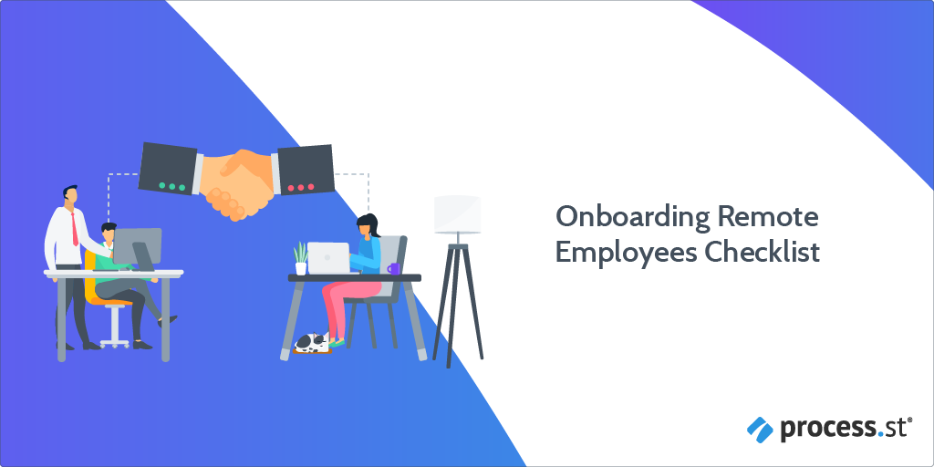 Onboarding Remote Employees Checklist