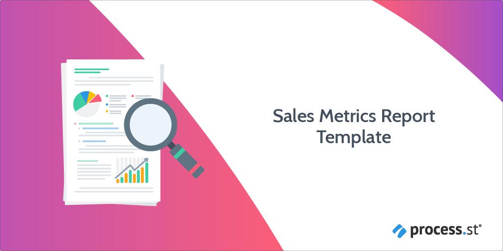 Sales Metrics Report Template