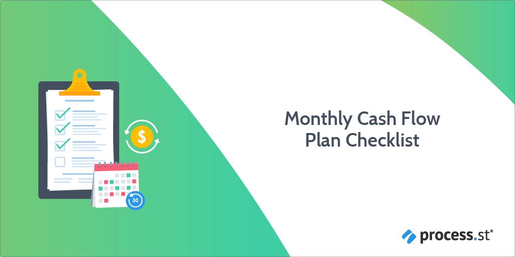Monthly Cash Flow Plan