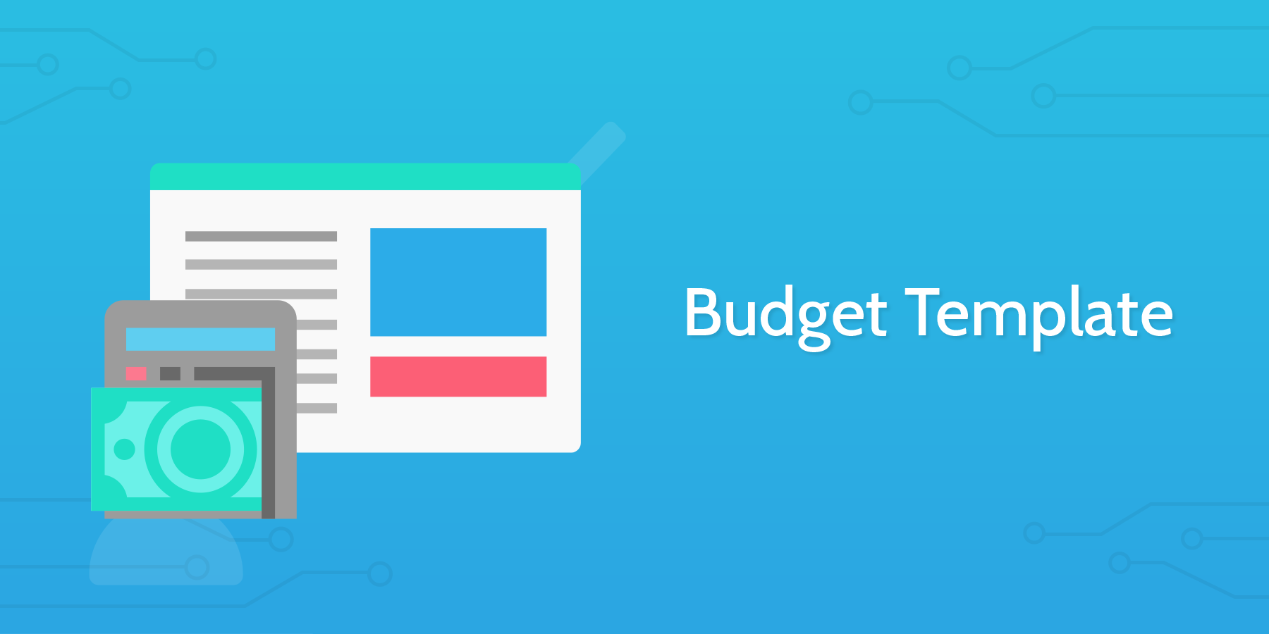 Introduction to the Budget Template: