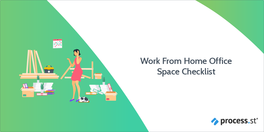 Work From Home Office Space Checklist