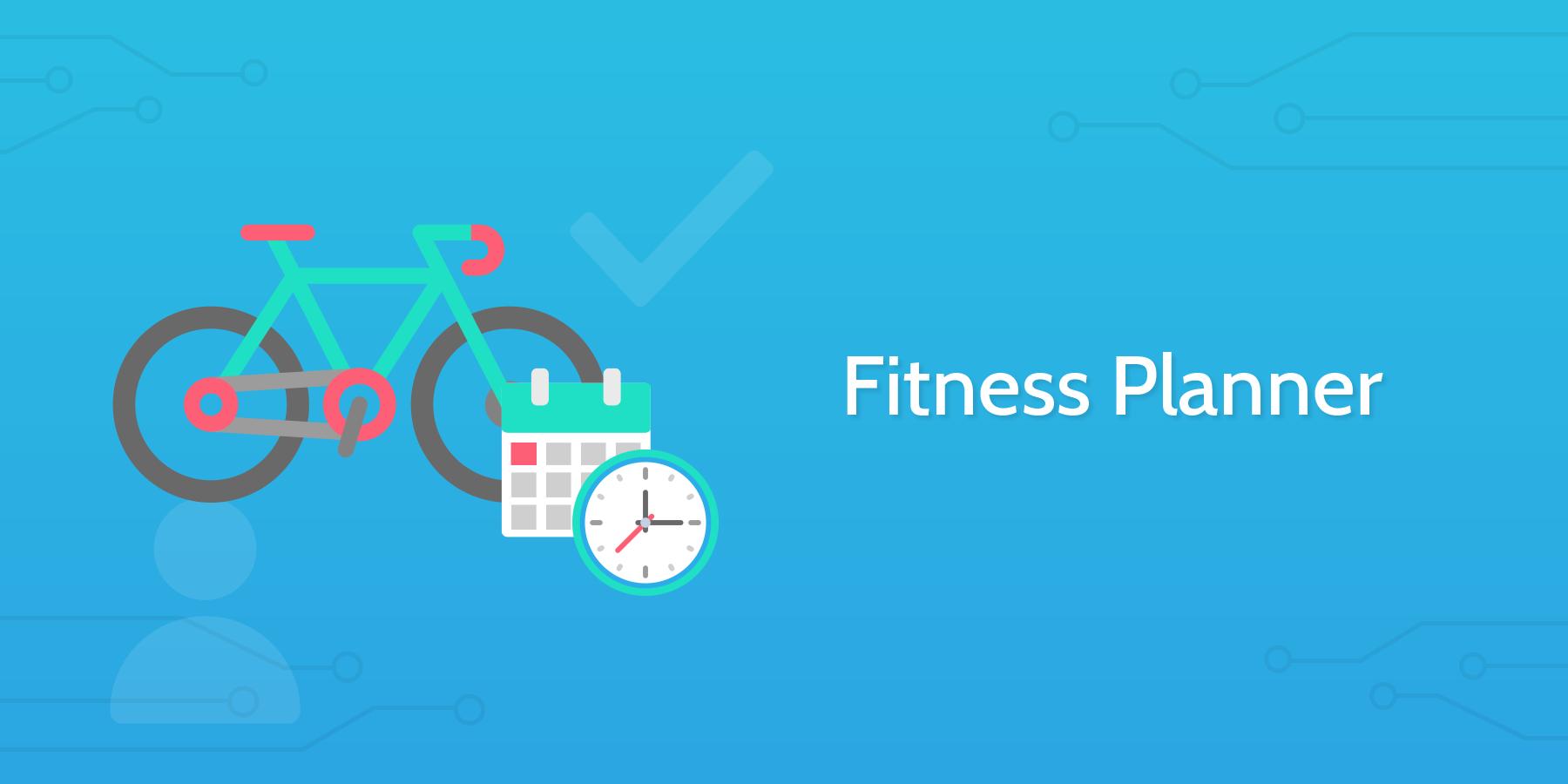 Process Street - Fitness Planner