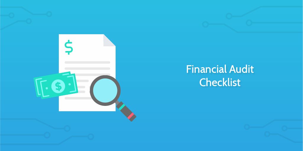 Process Street - Financial Audit Checklist