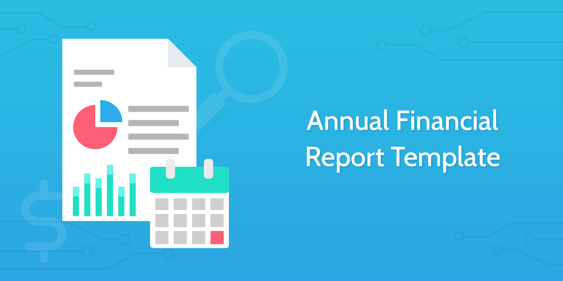 Introduction To Annual Financial Report: Annual Financial Report Template  Annual Financial Report Template