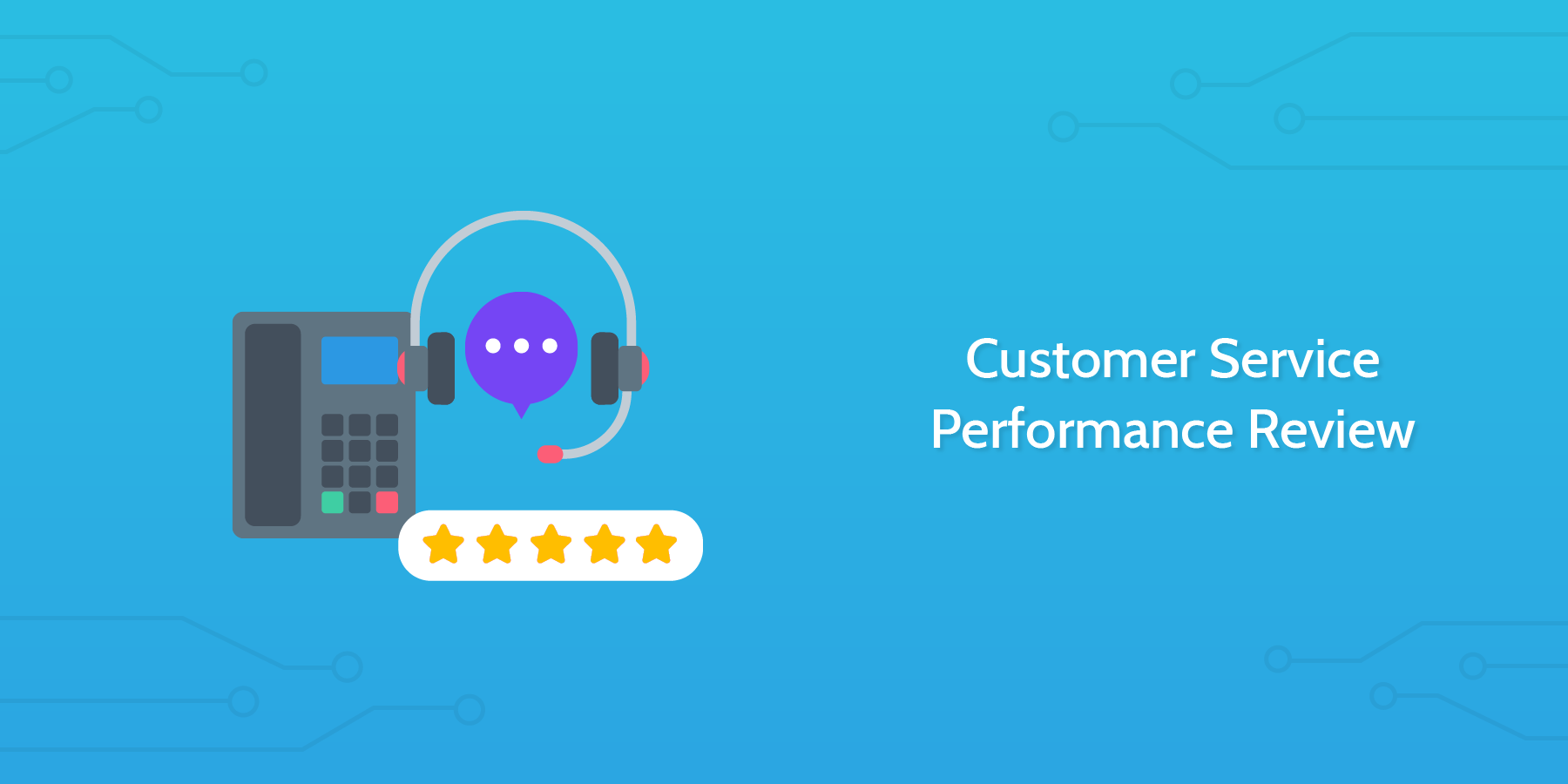 Introduction to Customer Service Representative Performance Review: