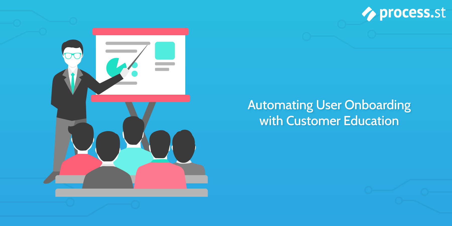automate user onboarding with customer education