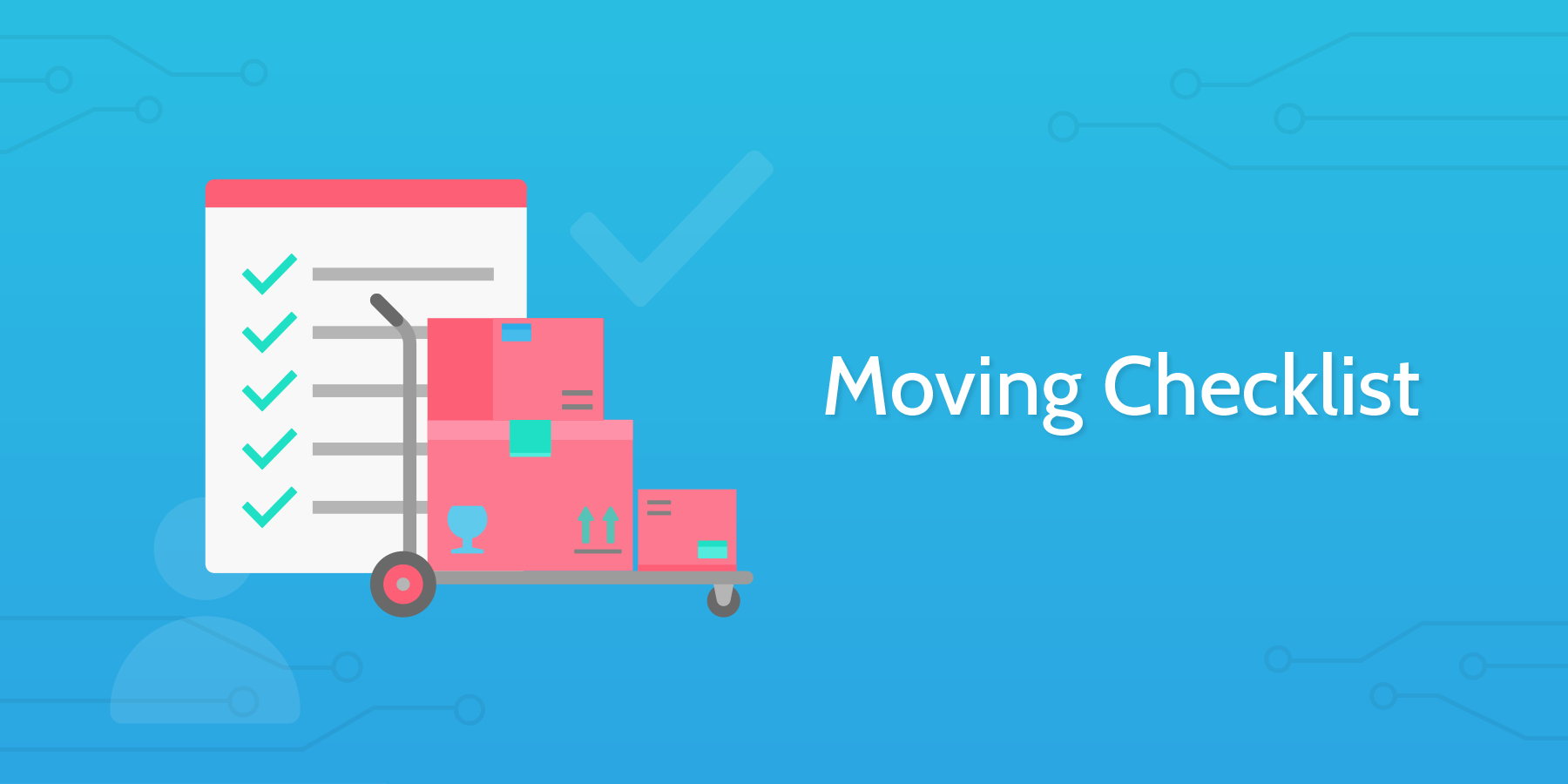 Process Street - Moving Checklist