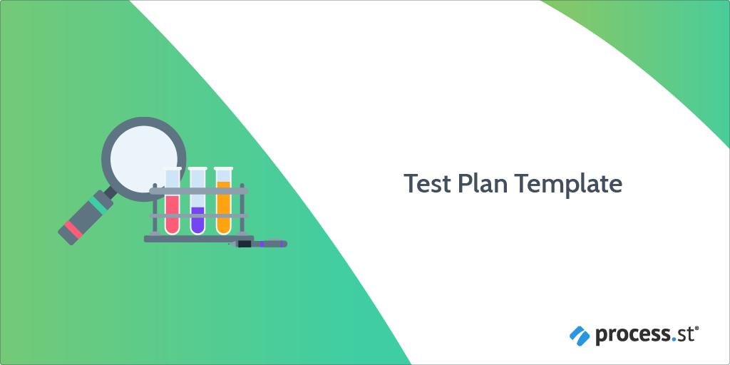 Test Plan Template