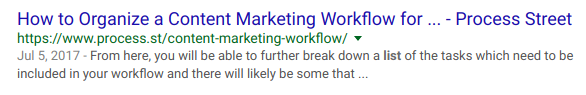 Check meta descriptions are properly formatted