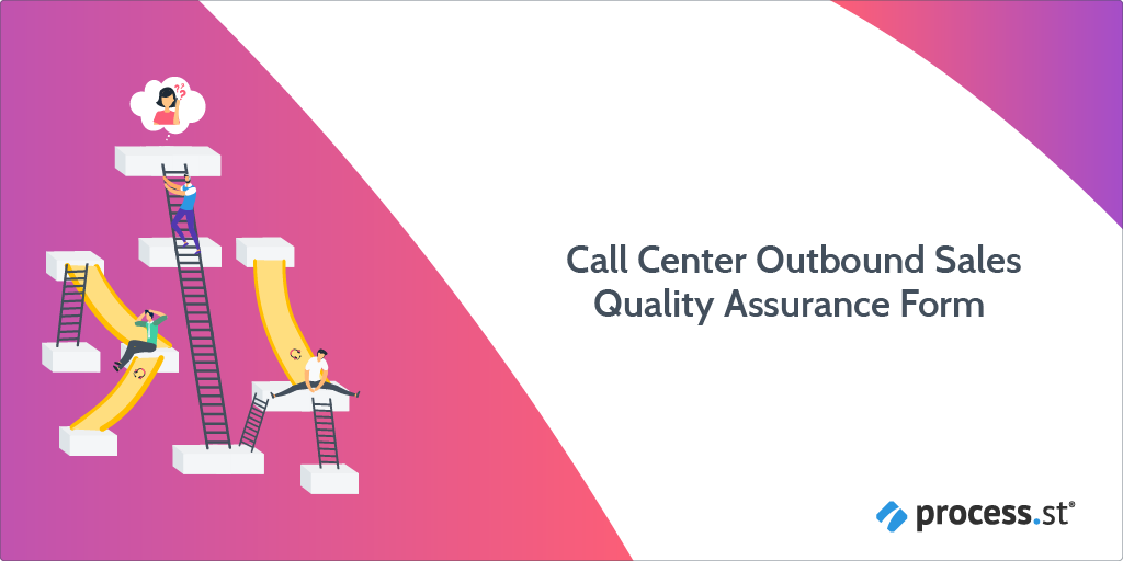 Introduction to Call Center Outbound Sales Quality Assurance Form: