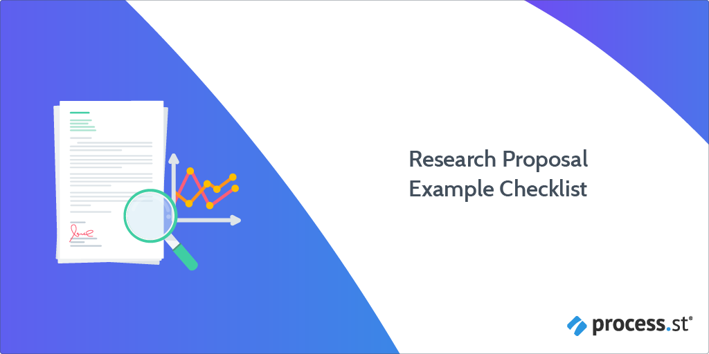 Introduction to How to Write a Research Proposal Checklist: