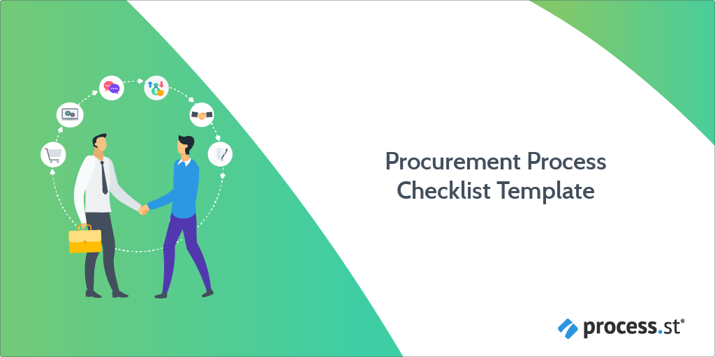 Procurement Process Checklist Template