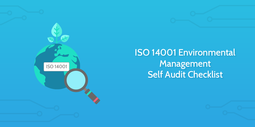 iso 14001 ems self audit checklist