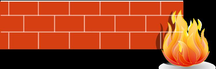Install firewall: