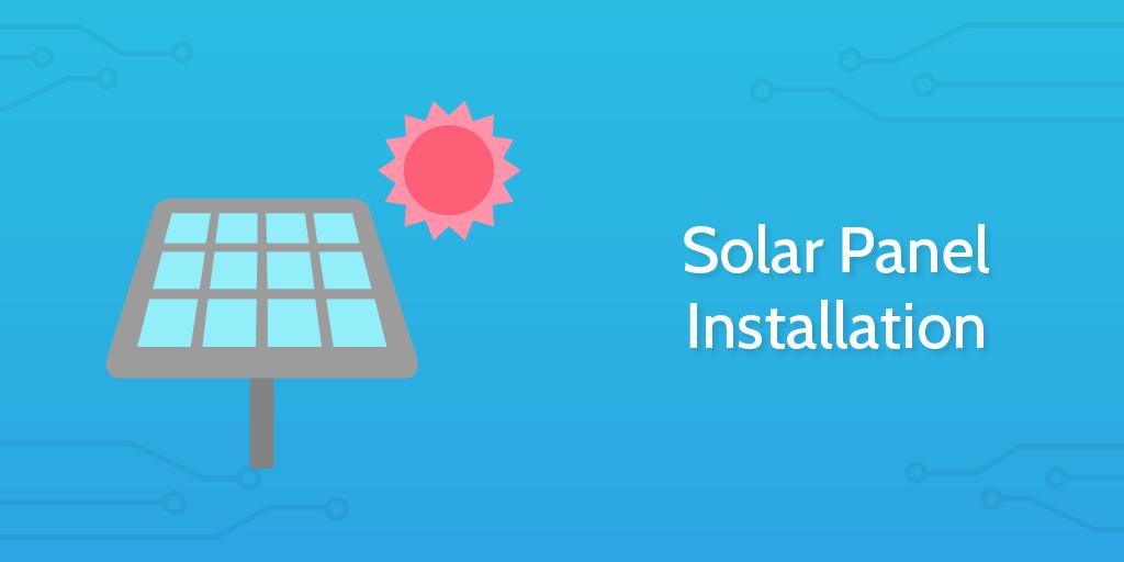 Solar Panel Installation - Process Street