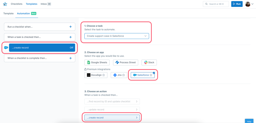 How to create a new opportunity in Salesforce
