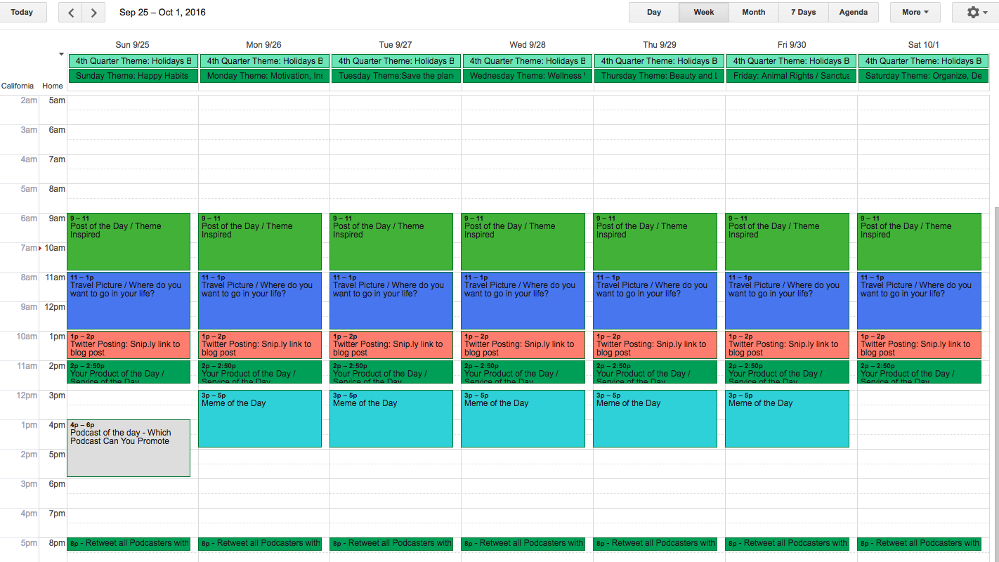Google Calendar You can view the link here: Click the picture above to enlarge so that you can read it.