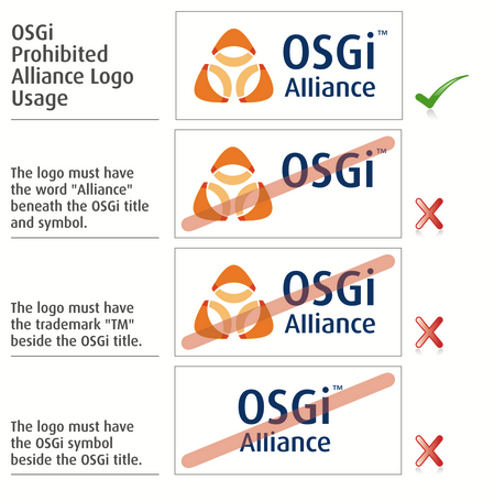 Communicate logo and image usage guidelines