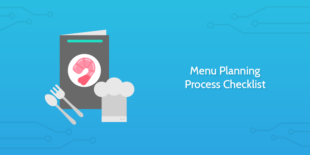 Process Street - Menu Planning Process Checklist