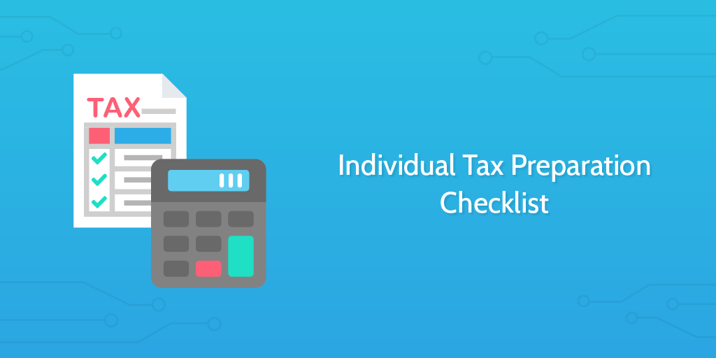 Individual Tax Preparation Checklist | Process Street
