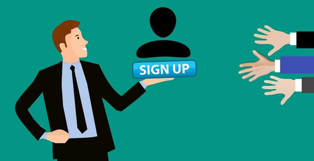 Create great opt-in forms: