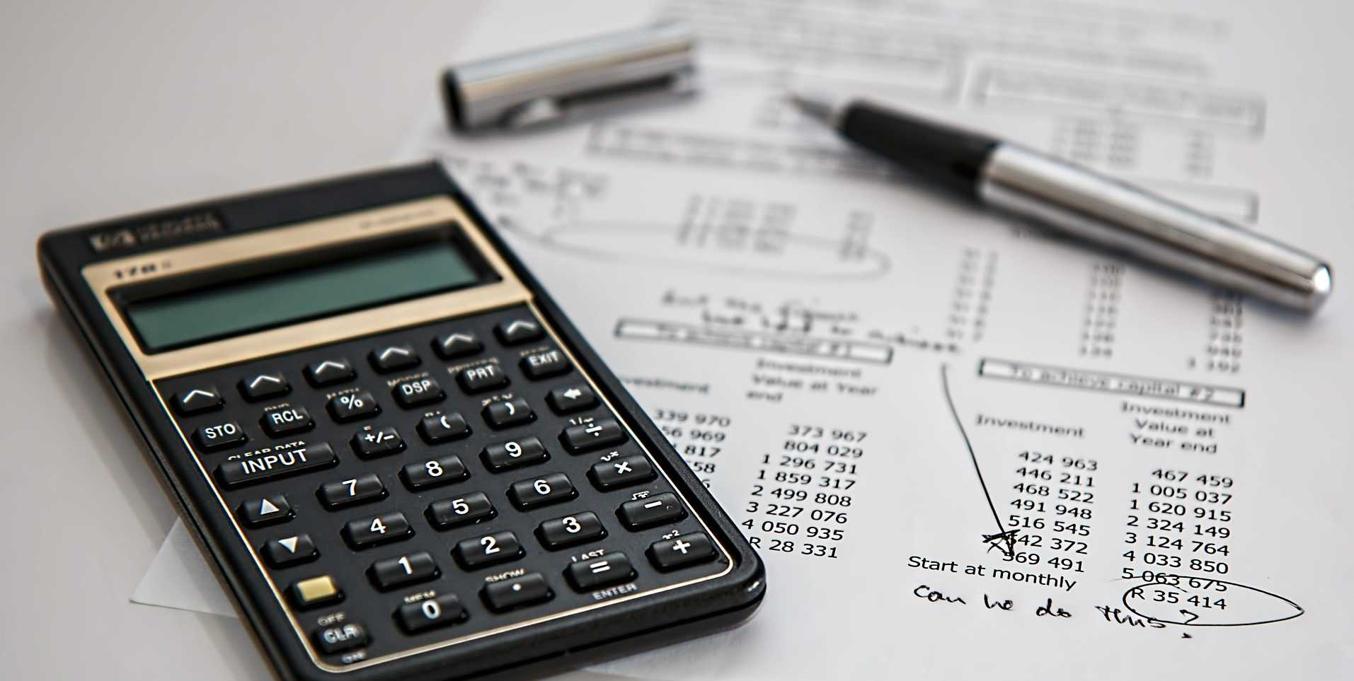 Gather all financial statements