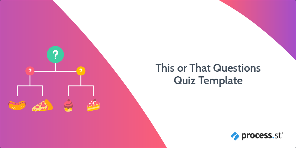 This or That Questions Quiz Template
