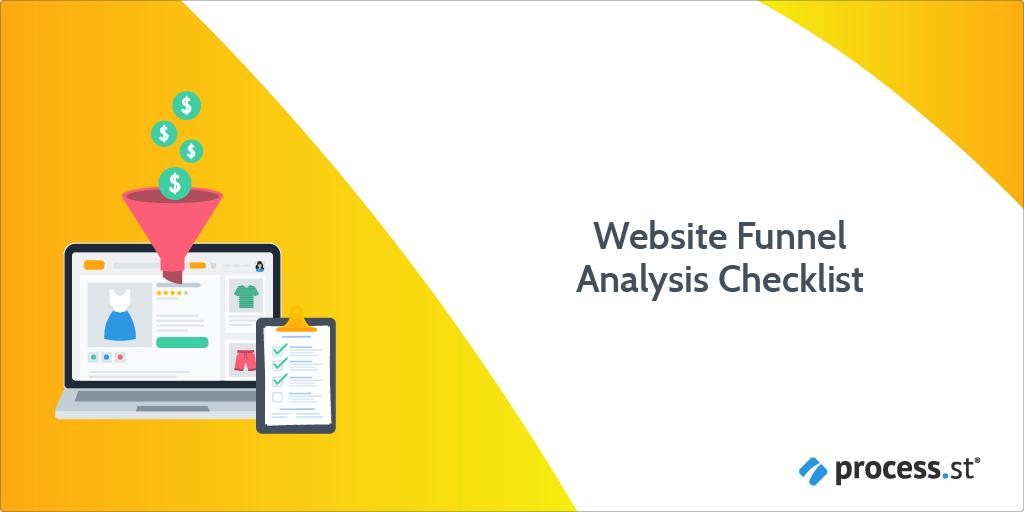 Website Funnel Analysis Checklist