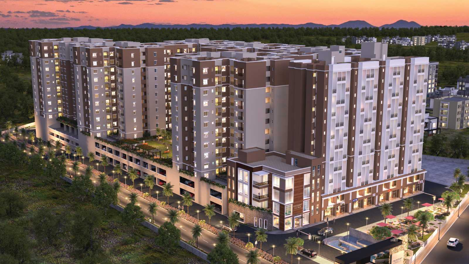 Provident Capella Residential Apartment in Bangalore ...