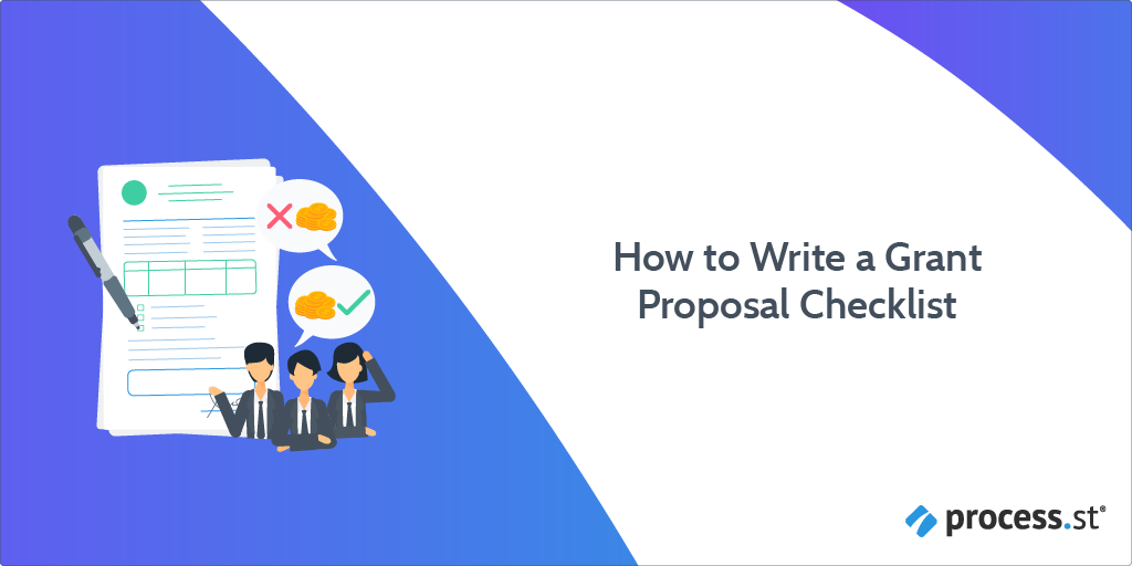 Introduction to How to Write a Grant Proposal Checklist: